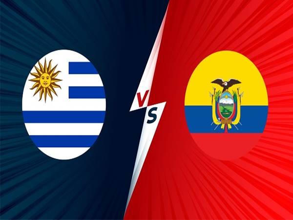 Soi kèo Châu Á Uruguay vs Ecuador, 05h30 ngày 10/09, VLWC 2022