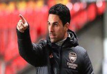 Chuyển nhượng BĐ Anh 23/10: Arsenal thanh lý 7 cầu thủ trong tháng 1