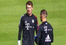 Tin thể thao trưa 23/10: Bayern chọn xong người thay thế Neuer