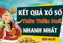 Soi cầu dự đoán xổ số Thừa Thiên Huế 18/10/2021 chính xác